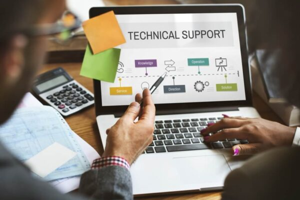 advantages of business it support