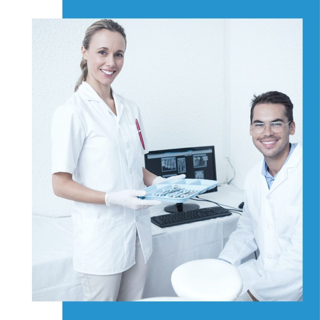 IT support for dental clinic