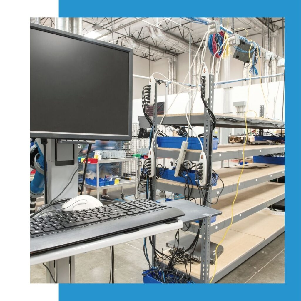 manufacturing IT support